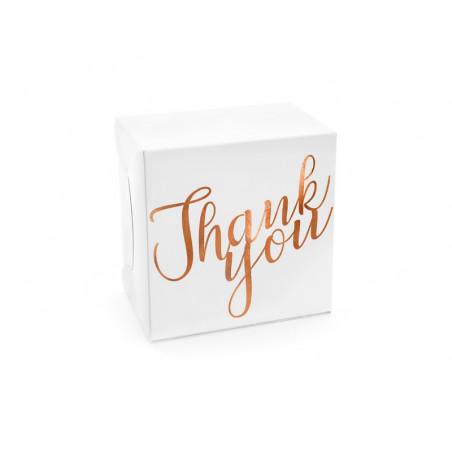 Tuba z konfetti, złoty, 40cm