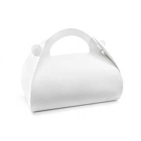 Tuba z konfetti, srebrny, 80cm